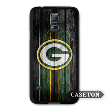 Green Bay Packers Football Case For Galaxy S8 S7 S6 Edge Plus S5 S4 Active S3 mini Win Note 5 4 3 A7 A5 Core 2 Ace 4 3 Mega
