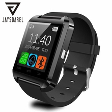U8 Bluetooth Smart Watch For Android iOS Sync Phone Call Pedometer Anti-Lost Sport U Watch Smartwatch PK GT08 DZ09 GV18