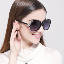 IVE red purple black white Fashion Brand Designer Flower print mater Decorate large size Women Sunglasses wholesale