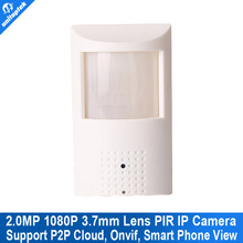 PIR STYLE Security IP Camera 25fps RealTime H.264 HD 1080P IP Camera 2.0MP Onvif 2.0 P2P Plug And Play Security Network Camera