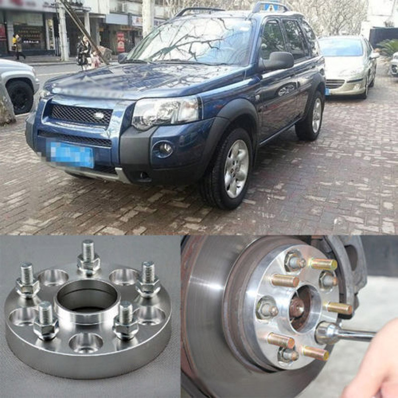 Alloy Wheel Nuts B Closed x 5 M12x1.5 Land Rover Freelander Jeep Compass
