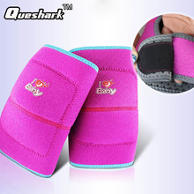 Children Knee Support Kids Knee Protection Anti-skid Sport Safety Knee Pad Dance Volleyball Soccer Skating Kneecap(China)