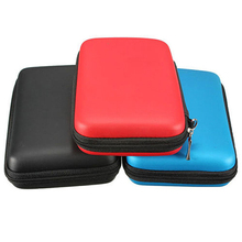 3 Colors 1 Piece New Luxury 3DS XL Game Protective Pouch Case Hard Travel Carry Bag For Nintendo