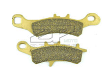 New Brake Pads Organic For Front KAWASAKI KX 80 1997-2000 KX 85 /-II/A/B 2001-2014 KX 100 1997-2011 OEM Motorcycle BRAKING(China)