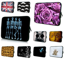 "Portable 10"" Unisex Fashion Inner Bags Cases For Apple iPad 1st 2nd 3rd 4th 9.7"" Mini PC Tablet Nylon Cover Bag For Lenovo Dell"