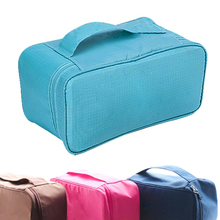 Travel Bra Underwear Storage Bag Trip Handbag Luggage Traveling Bag Pouch Case Suitcase Space Saver Container Bags