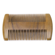 1pc Sandalwood Anti-Static Pocket Hair Beard Mustache Comb Fine Toothed Hair Care Brush Tool Unisex Hair Health Reduce Hair Loss(China)