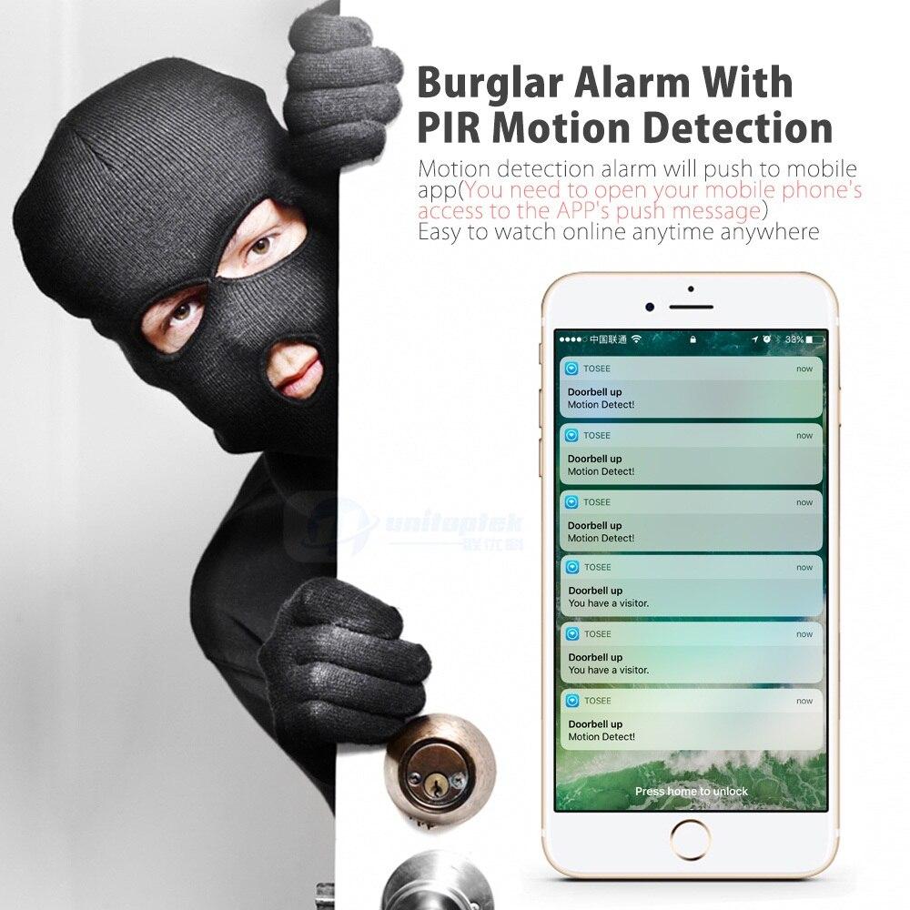 09 Video Doorbell Wi-Fi