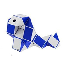 Magic Snake Hand Fidget Cube Speed Stress Reliever Puzzle Professional Puzzle Magico Magic Ruler Educational Toy 60K516