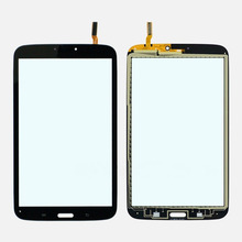 For Samsung Galaxy WiFi Tab 3 8.0 SM-T310 t310 Black Touch Panel Touch Screen Digitizer Glass Lens Replacement Repairing Parts