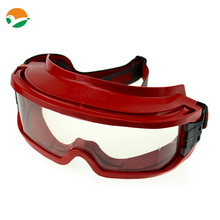 Popular safety goggle , fire rescue helmet goggle , F2 helmet safety lens