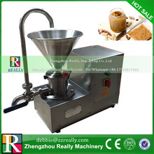 Split Small stainless steel colloid mill refiner frinding machine peanut butter sesame process machine