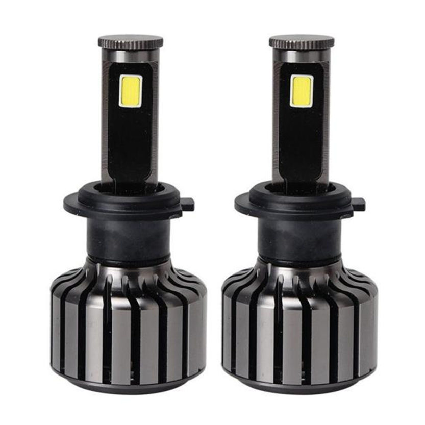 H7 80W 8000LM LED Headlight Kit Beam Bulbs 6000K High Power Nov 23<br><br>Aliexpress