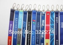 custom heat transfer print neck lanyard polyester sublimation lanyards,promotion neck lanyard for Camera phone ID card