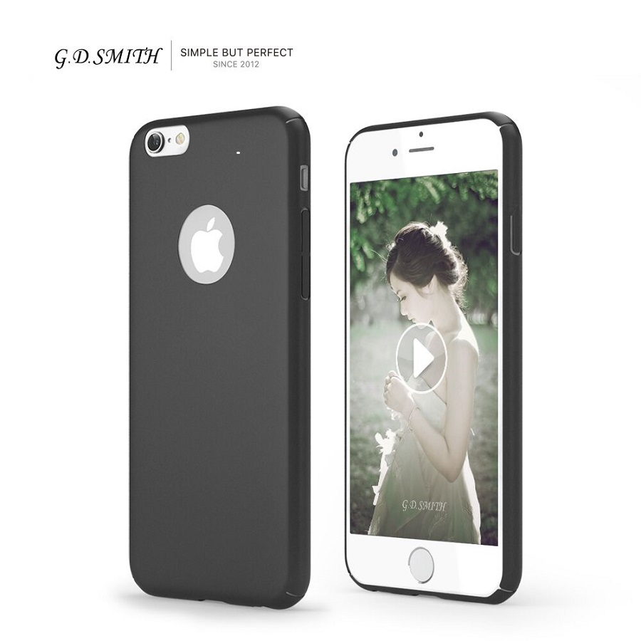 G.D.SMITH Luxury Cover Case for iPhone 6 6s Slim 0.33mm Cell Phone Coque For Apple iPhone6 6s Plus 4.7 &5.5″ Retail With Package