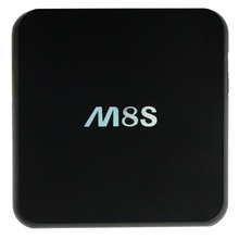 10 pcs of m8s amlogic s812 quad core tv box and 10 pcs of rockchip rk3368 octa ocre 2gb 18gb i68 tv box