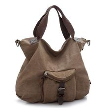 bag again bag 020717 new hot sale women big canvas bag female large tote