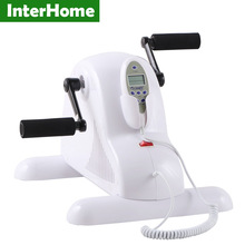 Electric Home Mini Bike Physiotherapy Rehabilitation Limbs Exercise Gym Machine Health Recovery Old Sick People Diabetes Patient(China)