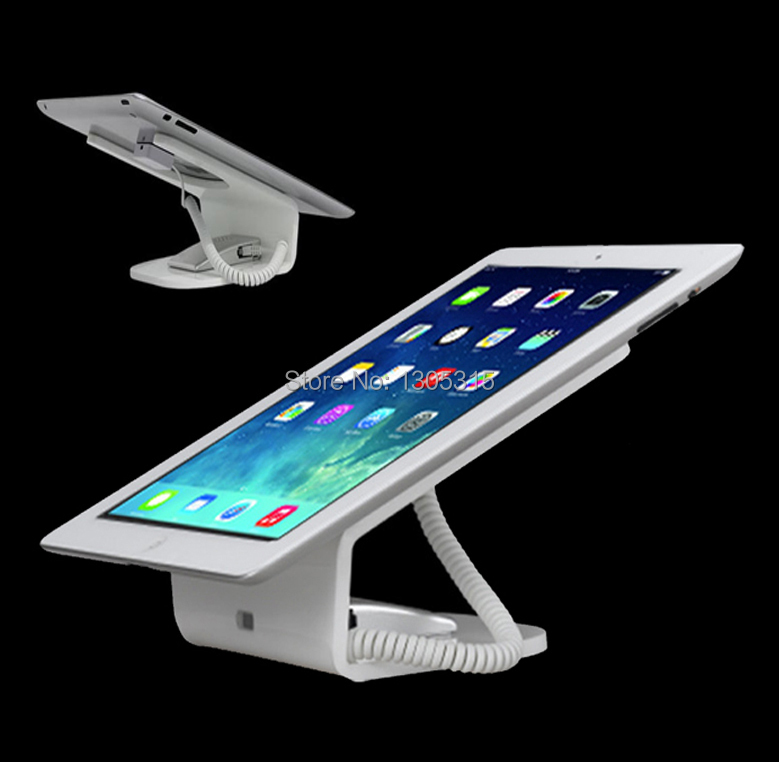 10x Tablet ipad security display stand holder for IPad electronic device anti-theft show in retail shop+Free DHL<br>