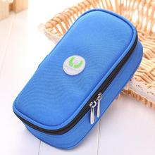 Portable Diabetic Insulin Ice Pack Cooler Bags Protector Case Supply Injector Wallet Functional Bags(China)
