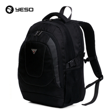 YESO Brand Laptop Backpacks Men Multifunctional Big Space Bussiness Men's Backpack 2016 Autumn New Oxford Travel Bag