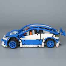 NEW LEPIN 20053B Technology Series The Hatchback Type R Set MOC-6604 Set Building Blocks Bricks Educational Toys(China)