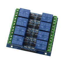 5V 10A 8 Channel Relay Module for arduino DIY KIT(China)