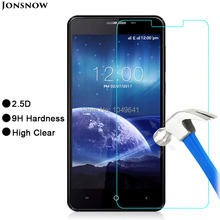 Customized for Leagoo KIICAA Power 5 inch 9H  2.5D Explosion-proof Tempered Glass Film front LCD Screen Protector