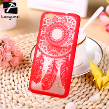 Hard Plastic Phone Cases For ZTE Blade S6 Q5 Q5-T 5'' Cover Dream Cather Mobile Phone Accessories Bags Hood For Zte S6 Cases