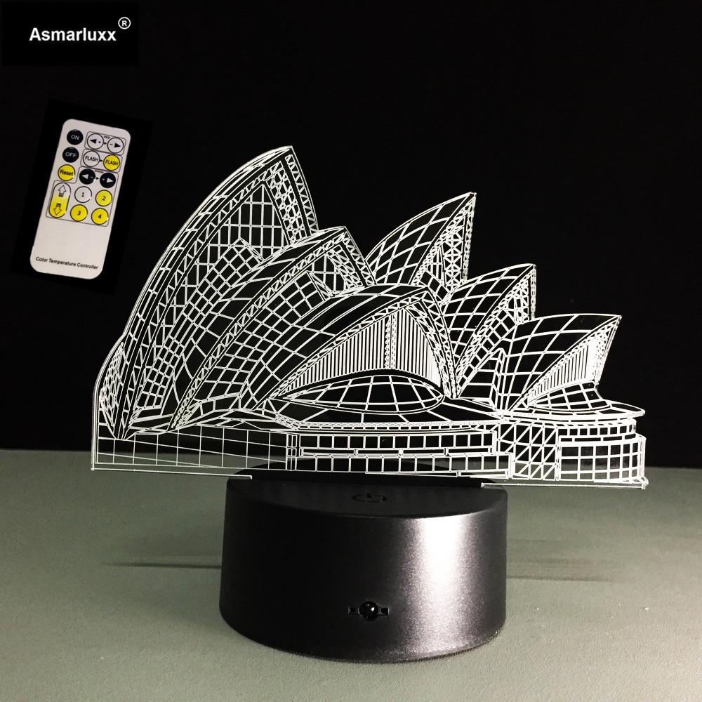 Asmarluxx 3D Night Lamp00512