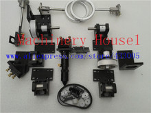 Whole set Co2 Laser Cutter Parts Hardware Transmission Laser head Mechanical Components