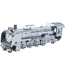 Japan Locomotive D51 Car Styling Fun 3d Metal Diy Miniature Model Kits Puzzle Toys Children Educational Boy Splicing Science