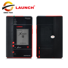 2017 New arrived Launch X431 Master IV 100% original update online directly X-431 IV Multi-language Super scanner free shipping