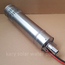 Factory outlet 50L/min 10m lift 12v dc solar water pump, submersible solar water pump for watering