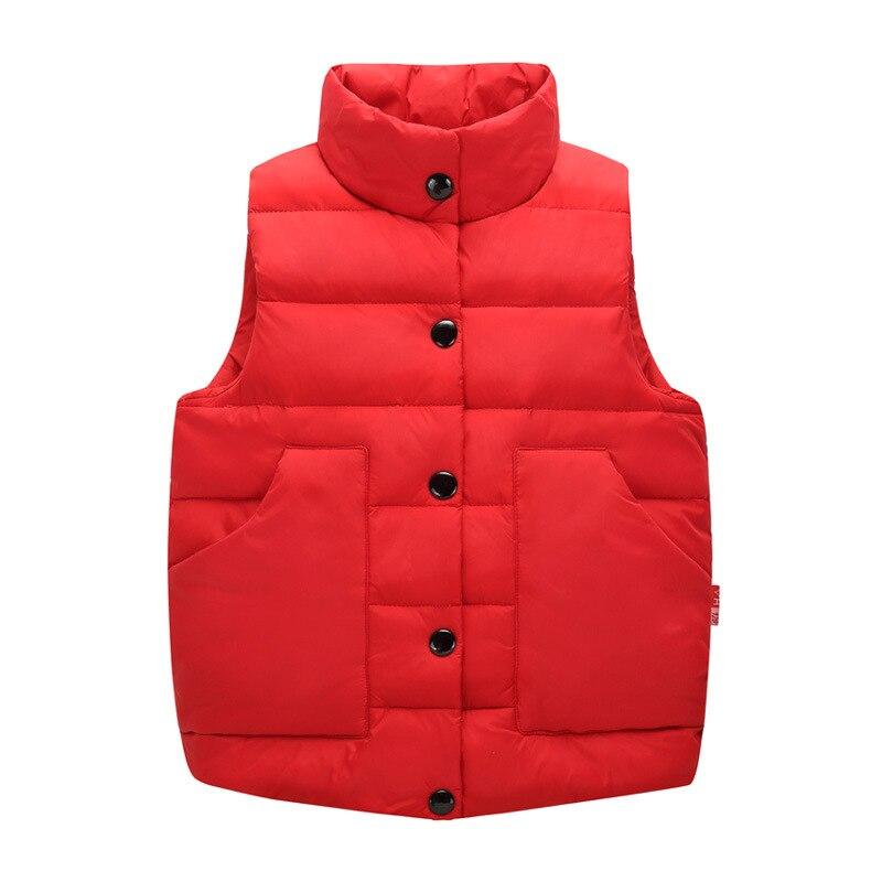 2017 Boys Parkas Vest Padded Children Jackets Infant Overcoat Winter Girls Kids Clothes Cotton Sleeveless Boy Snowsuit Autumn Одежда и ак�е��уары<br><br><br>Aliexpress