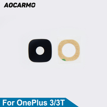 Buy Aocarmo Back Rear Main Camera Glass Lens Adhesive Sticker OnePlus 3 A3000 3T 1+3T A3010 Repair Replacement for $1.29 in AliExpress store