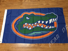 3x5ft Florida Gators flag competitions and decorative 90x150cm100D polyester Free Shipping