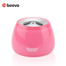 New Portable Mini Wireless Bluetooth Speaker With Mic Pink Column Music Player Bluetooth Altavoz Receiver S-608