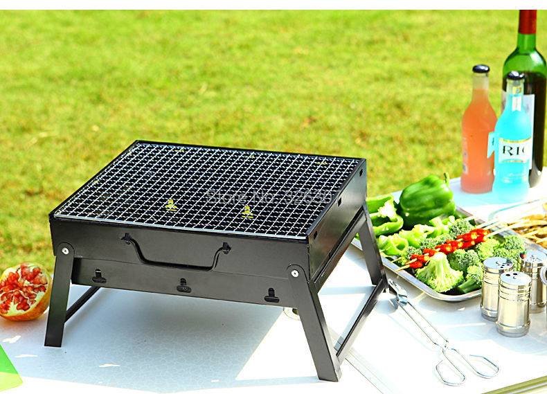 Mobile Mini Outdoor Kuche Grill Party