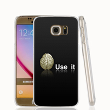 17183 head use it cell phone protective case cover for Samsung Galaxy A3 A5 A7 A8 A9 2016