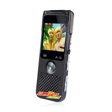 Micro Professional Digital Voice Recorders Recording Pen Long Distance Noise-reduction with Camera(China)