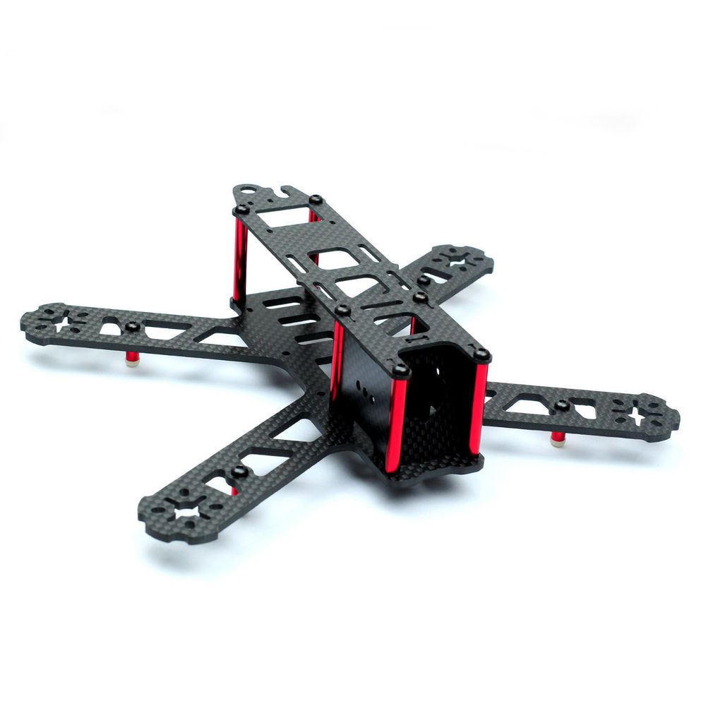 NEW ZMR 210 PURE Carbon Fiber Mini 4-Axis Quadcopter Frame for FPV racing<br><br>Aliexpress
