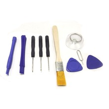 Smart Mobile Phone Repair Tools Kit Screwdriver Opening Pry Set Kits 9 in 1 Disassemble Tools for iPhone 6 5 5S for Samsung