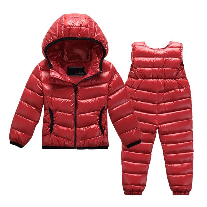2017 winter kids clothes down jacket boy infant overcoat childrens windbreakers infant girl winter clothes down coats + pantsÎäåæäà è àêñåññóàðû<br><br>