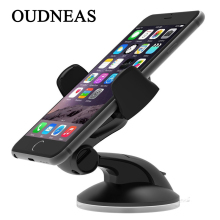 OUDNEAS Car Phone Holder Stand 360 Adjustable Rotate For iPhone 6s 7 Plus Mobile car holder Universal Mobile Phone holder Stands