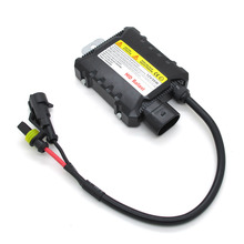 New Slim 35W HID Xenon Digital Conversion Ballast Kit 12v for H1 H3 H7 H8/H9/H11 9005 9006 HID Xenon Headlight(China)