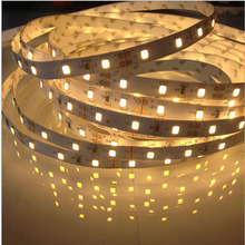 5M/Roll LED Strip Light dc12V 2835 SMD 300 LED Tape Light String Ribbon Non-Waterproof Warm White / Cool White/Blue/Yellow