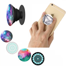 Fashion Phone Holder Expanding Stand Grip Pop Mount Socket for iPhone 5 5s 6 6s Samsung S6 Xiaomi Huawei Smartphone Holder Stand