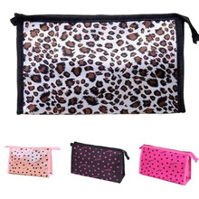 Woman Portable Mini Cosmetic Make Up Bag Multi-Function Storage Wash Bag for Outdoor Traveling Home Storage Bags
