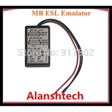 2016 Limited High Quality Mb Esl Emulator Auto Key Programmer For Benz Old And New Model Free Shipping(China)